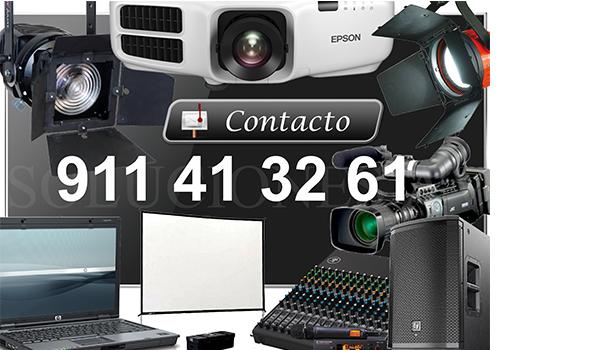 Contacto Soluciones AV