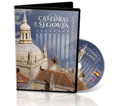 DVD Catedral de Segovia