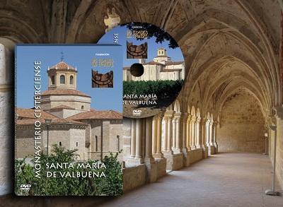 DVD Monasterio de Valbuena